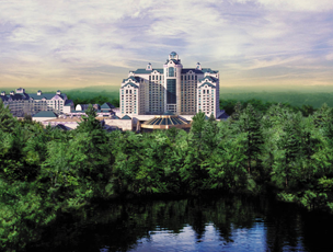 Foxwoods / MGM Grand Resort and Casino